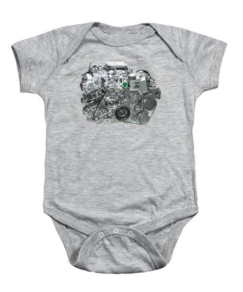 Engine Baby Onesie