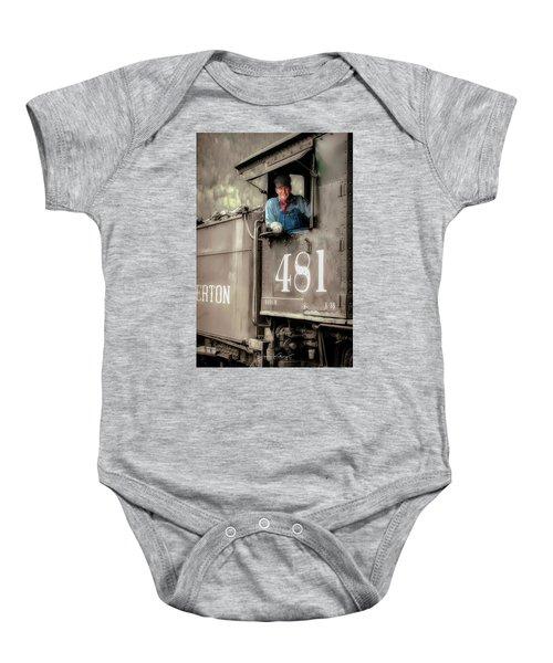 Engineer 481 Baby Onesie