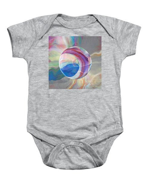 Ethereal World Baby Onesie