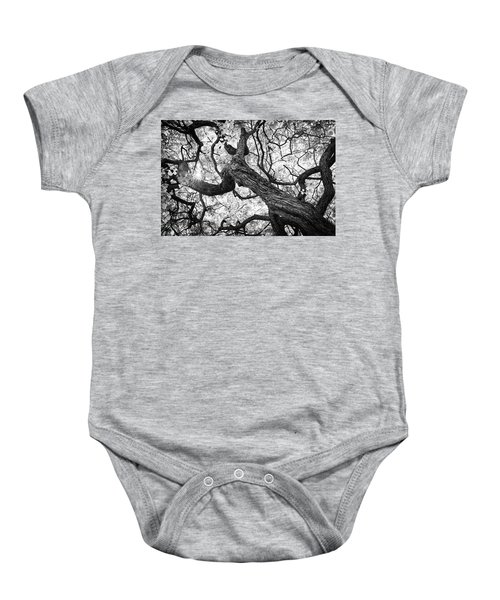 Ethereal Maple Baby Onesie