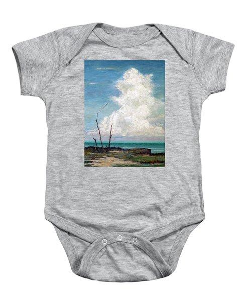 Evening Cloud Baby Onesie