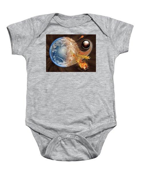 Event Horizon Baby Onesie