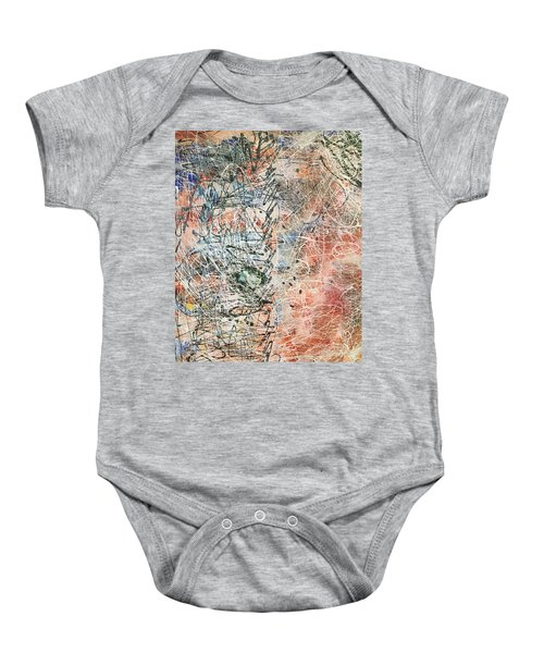 Exotic Nature  Baby Onesie