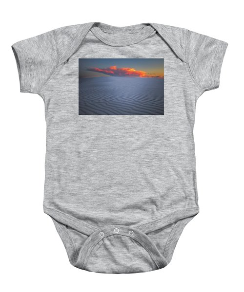 Explosion Of Colors Baby Onesie