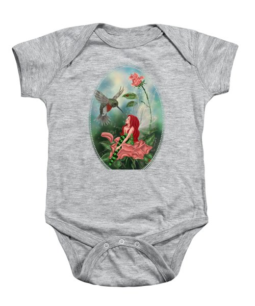 Fairy Dust Baby Onesie