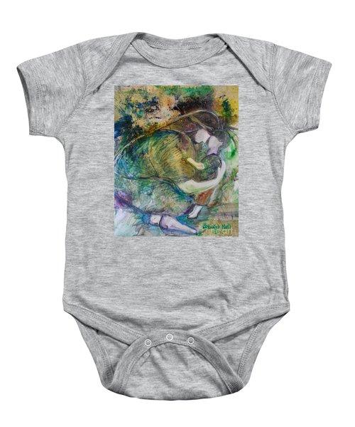 Faithful Father Baby Onesie