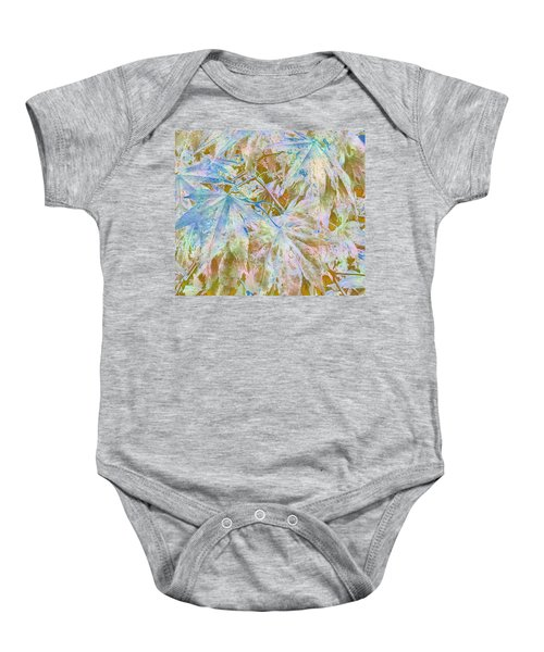 Fall Leaves #16 Baby Onesie