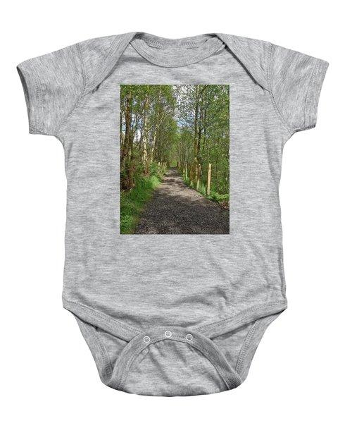 Falloch Path Baby Onesie