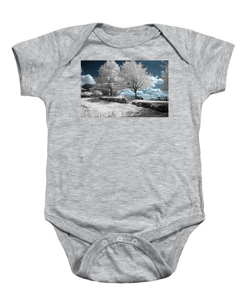 Falls Of The Ohio State Park Baby Onesie