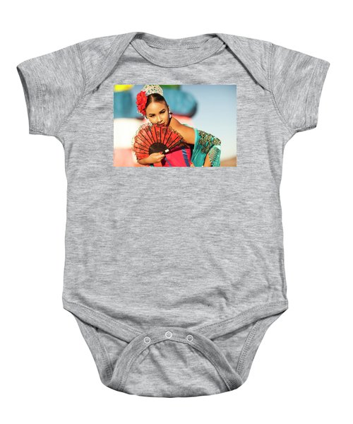 Fan Cathy Baby Onesie
