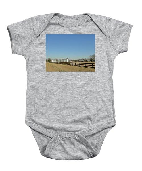 Farm Baby Onesie