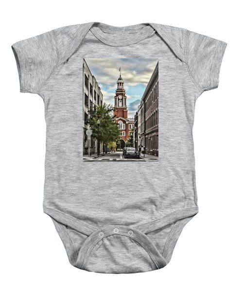 Federal Courthouse Knoxville Baby Onesie