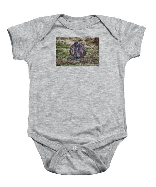 Feeling Kinda Broody  Baby Onesie by Douglas Barnard