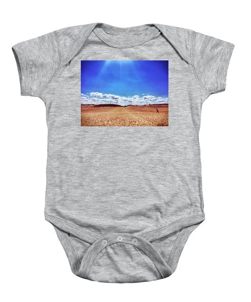Fenwick Island State Park Baby Onesie