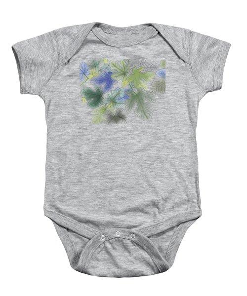 Ficus Carica Baby Onesie
