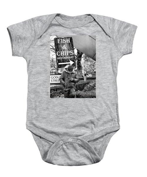 Google Baby Onesie