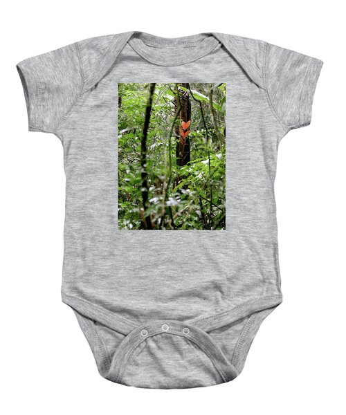 Find Love Wherever You Can Baby Onesie