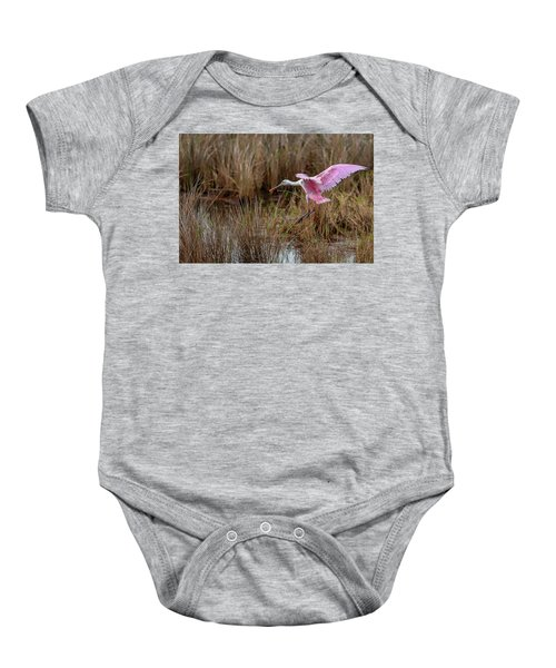 First Arrival Baby Onesie