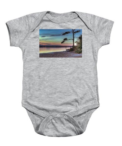 First Sunset Baby Onesie