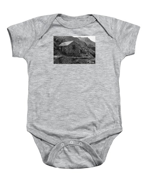 Fishermans Net Shed Baby Onesie