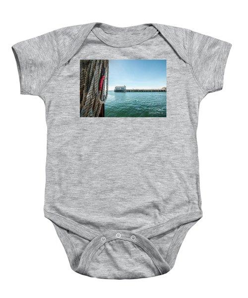 Fisherman's Wharf Baby Onesie