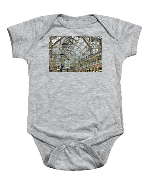Five To Three - At St. Stephens Green Shopping Centre In Dublin Baby Onesie