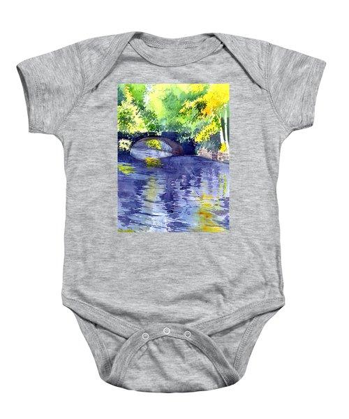 Floods Baby Onesie