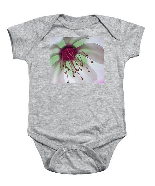 Flower Art Baby Onesie