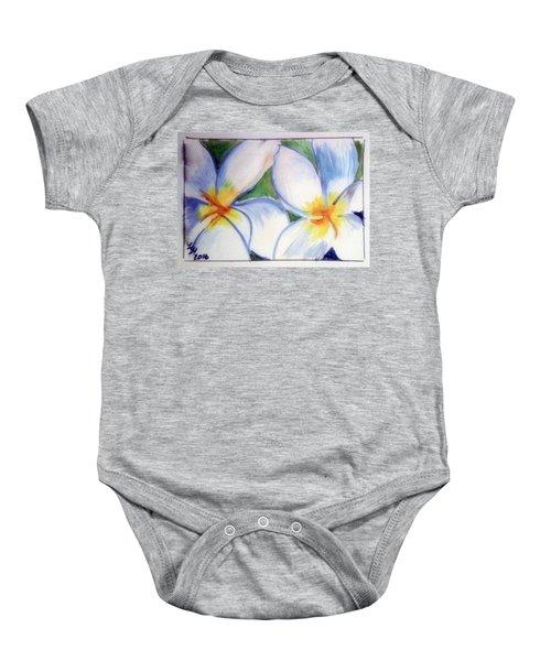 Flowers 3452 Baby Onesie