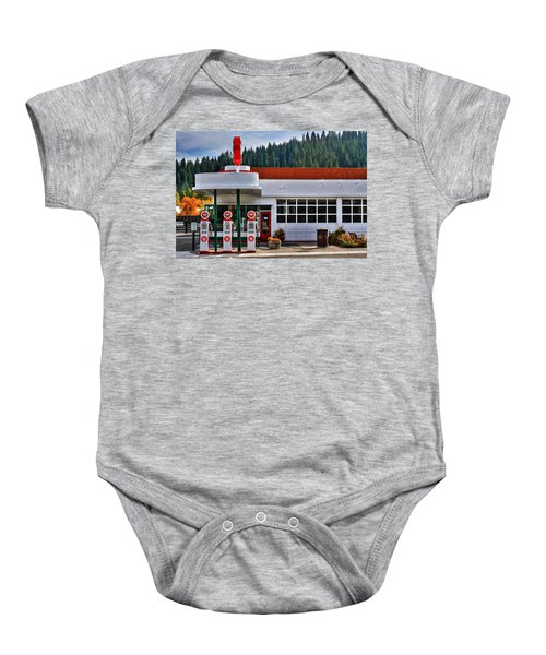 Flying A Gas Baby Onesie