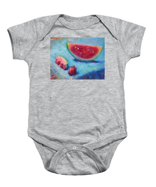 Forbidden Fruit Baby Onesie