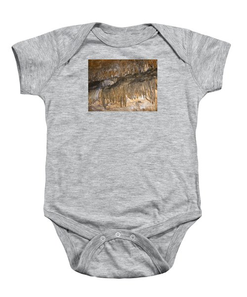 Force Of Nature Baby Onesie
