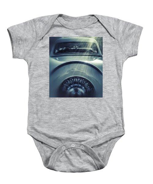 Ford Thunderbird Back Window 3 Baby Onesie