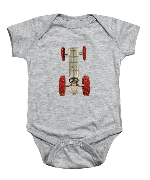 Fordson Tractor Top Baby Onesie