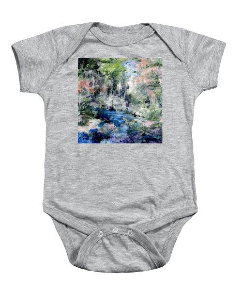 Forgotten Creek  Baby Onesie