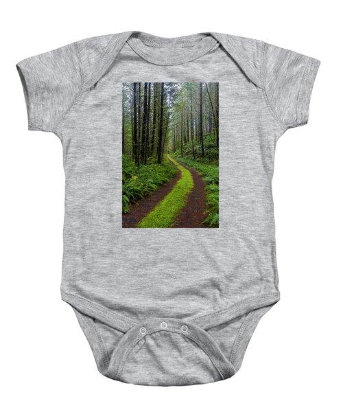 Forgotten Roads Baby Onesie