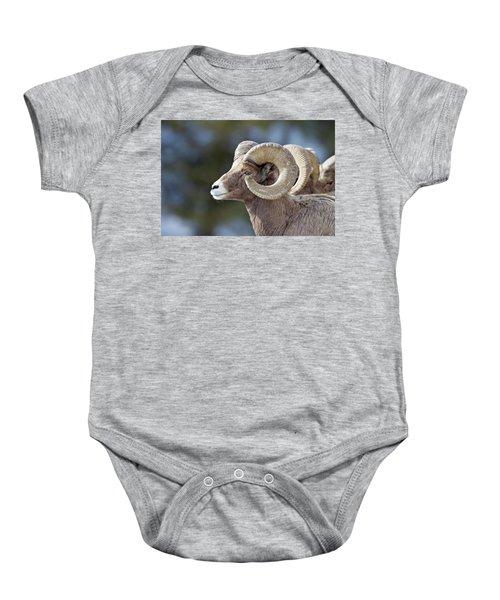 Formation Baby Onesie