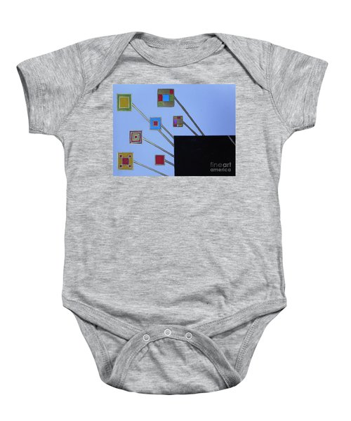 Framed World Baby Onesie