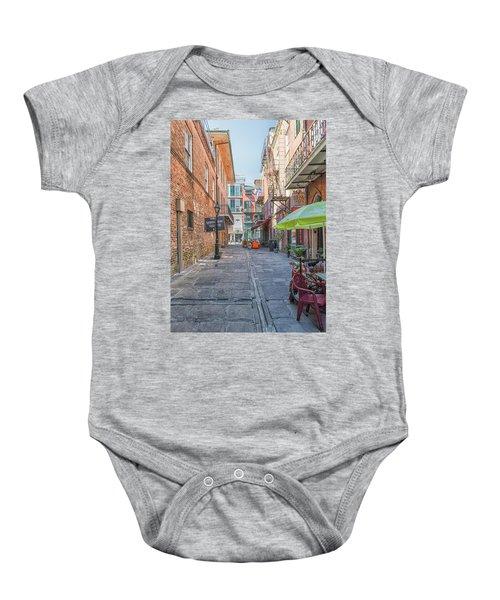 French Quarter Market Baby Onesie