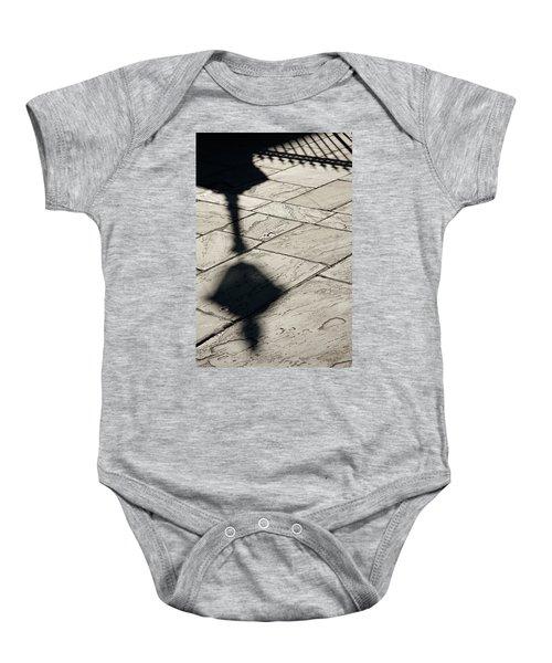 French Quarter Shadow Baby Onesie