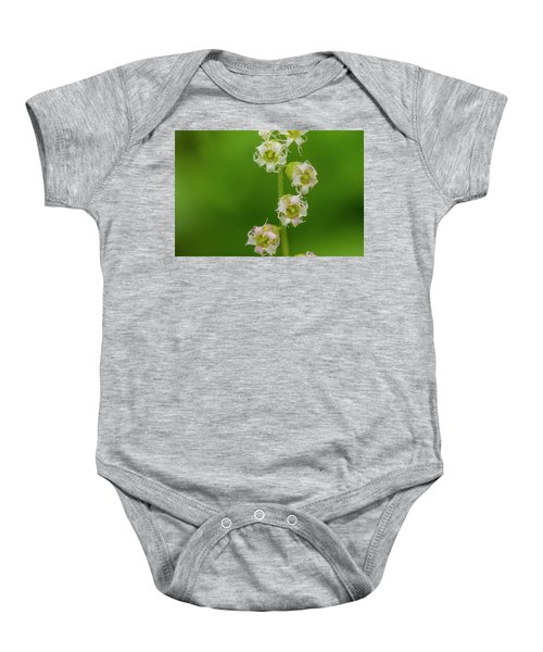 Fringed Cups Baby Onesie