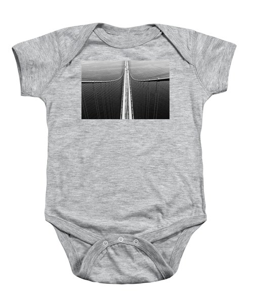 From The Top Baby Onesie