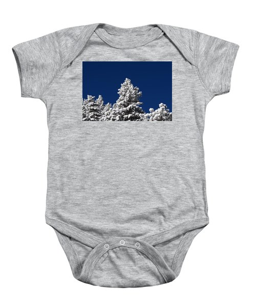 Frozen Tranquility Ute Pass Cos Co Baby Onesie