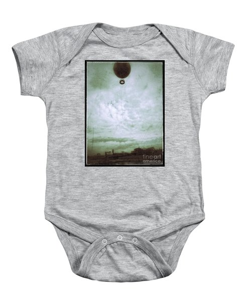 Full Of Hot Air Baby Onesie