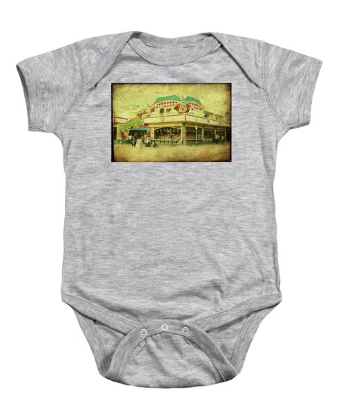 Fun House - Jersey Shore Baby Onesie