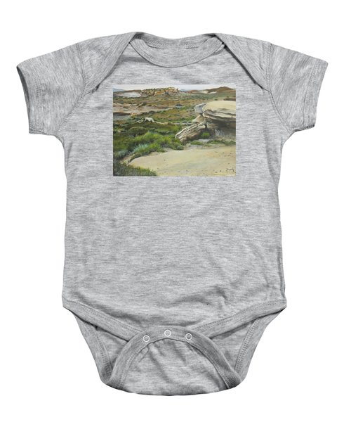 Garden Of Stone Baby Onesie