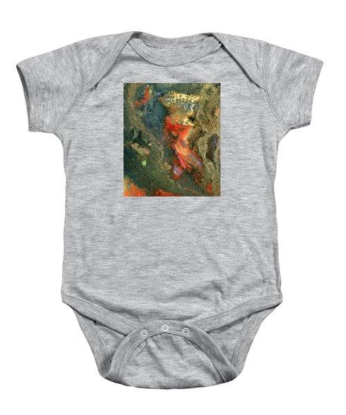 Geology-volcanic Baby Onesie