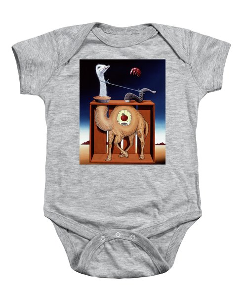 Georgia's Song Baby Onesie