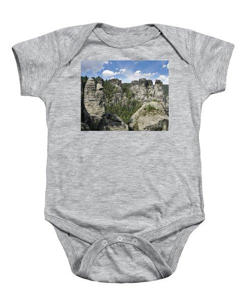Germany Landscape Baby Onesie