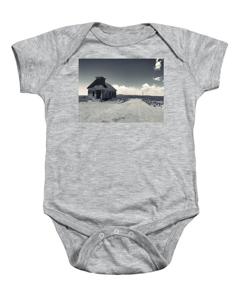 Ghost Church Baby Onesie